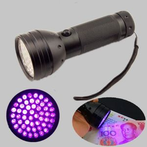 LAMPE DE POCHE Lampe de Poche-Lampe Torche 51LED Ultra-Violet Pui