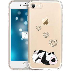 coque iphone 6 panda kawaii