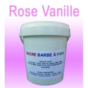 sucre barbe papa rose vanille 1000g achat vente confiserie de sucre sucre barbe papa. Black Bedroom Furniture Sets. Home Design Ideas