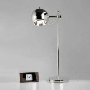 LAMPADAIRE Lampadaire Design MELON Chrome