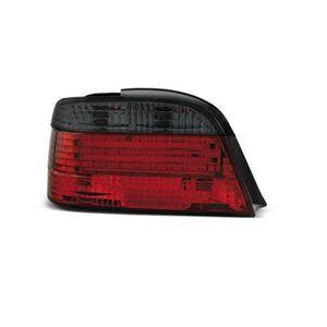 En verre clair clignotants chrome Pour BMW 7er e38 94-98