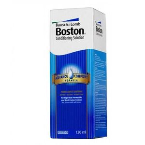 LAQUE FIXATRICE - SPRAY Bausch + Lomb Boston Conditioning Solution 120ml S