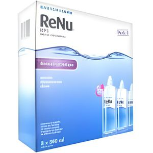 Bausch + Lomb ReNu MPS Solution Multifonctions Lot - Achat   Vente ... 97c772615c1c