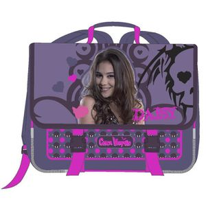 CARTABLE CHICA VAMPIRO cartable 1 compartiment - Primaire -
