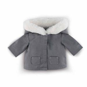 ACCESSOIRE POUPÉE Vêtement pour poupée Ma Corolle : Parka grise aill
