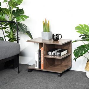 CHEVET Homy Casa Table de chevet Table d'appoint Meuble t
