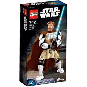 ASSEMBLAGE CONSTRUCTION LEGO® Star Wars 75109 Figurine Obi-Wan Kenobi™