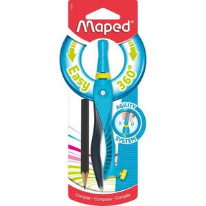 RAPPORTEUR - COMPAS MAPED Compas Bague Kid'Z 360 Blister