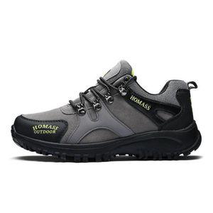 Chaussures Marche Randonnée Homme Hiking Basses Respirant