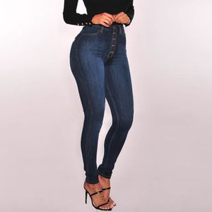 1c3679503f159 JEANS Femmes taille haute Skinny Jeans stretch Pantalons
