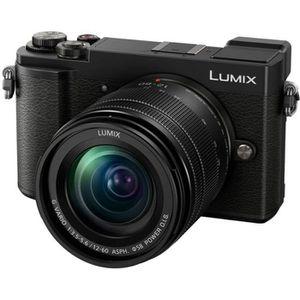 APPAREIL PHOTO HYBRIDE PANASONIC GX9 Hybride + Optique 12-60mm - Noir
