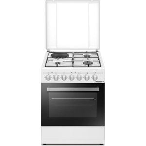 CUISINIÈRE - PIANO CUISINIERE MIXTE ROSIERES RGG 663 CSW