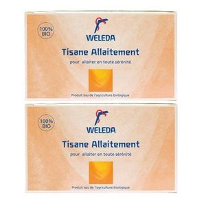 INFUSION Tisane Allaitement Duo - 20 sachets