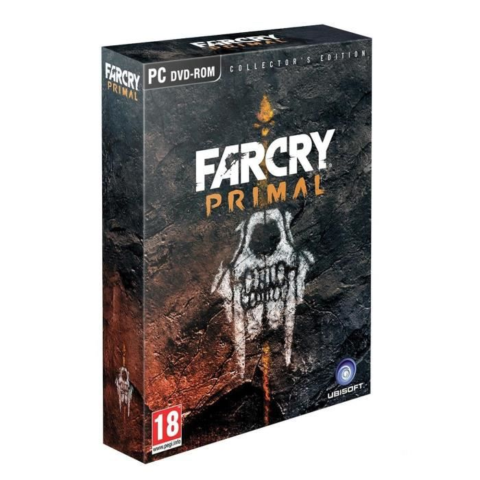Far Cry Primal Edition Collector Jeu PC