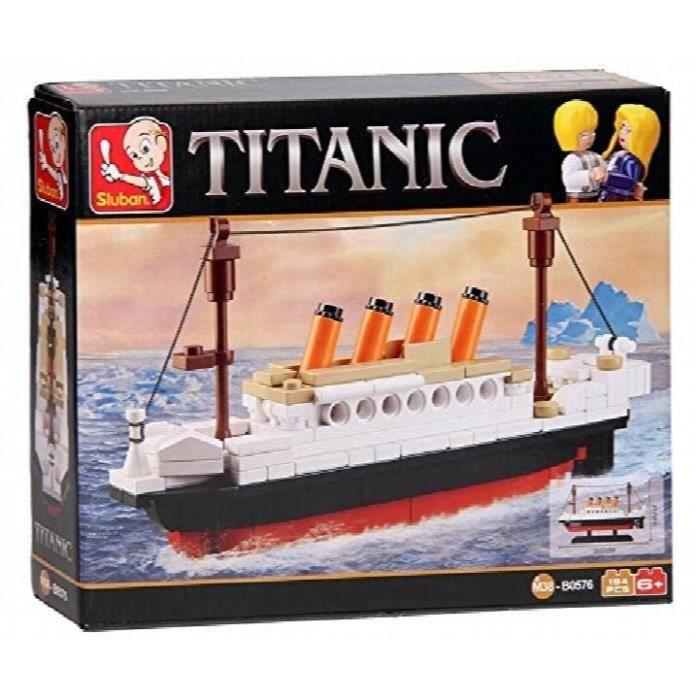 M38-b0576 Titanic Briques de construction Set (petit)