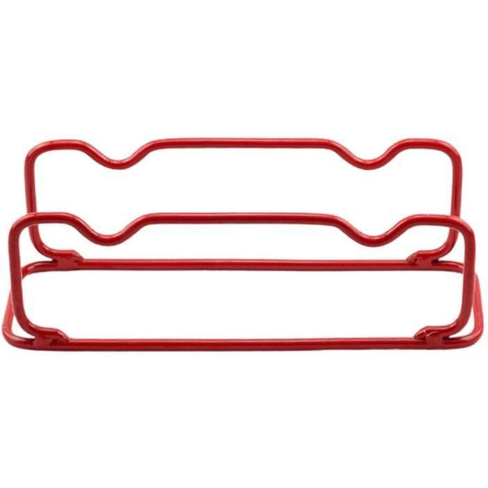 YUACY Support pour halt&egraveres - Accessoire de sport - Rouge - 32 x 11 x 10 cm357