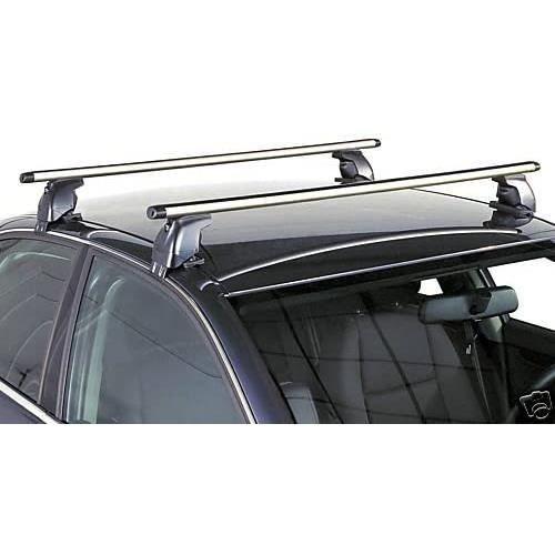 Barres de Toit Aluminium pour VW Golf 7 Berline 5 Portes dès 10-2012[46]