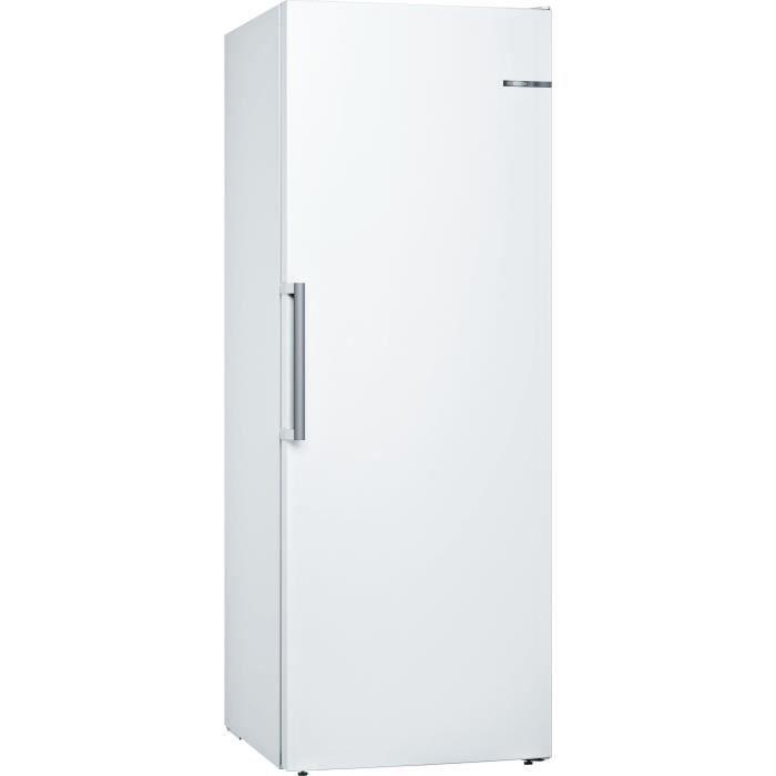 BOSCH GSN58AWEV - Congélateur armoire - 360L - Froid ventilé - Classe A++ - L 70 x H 191 cm