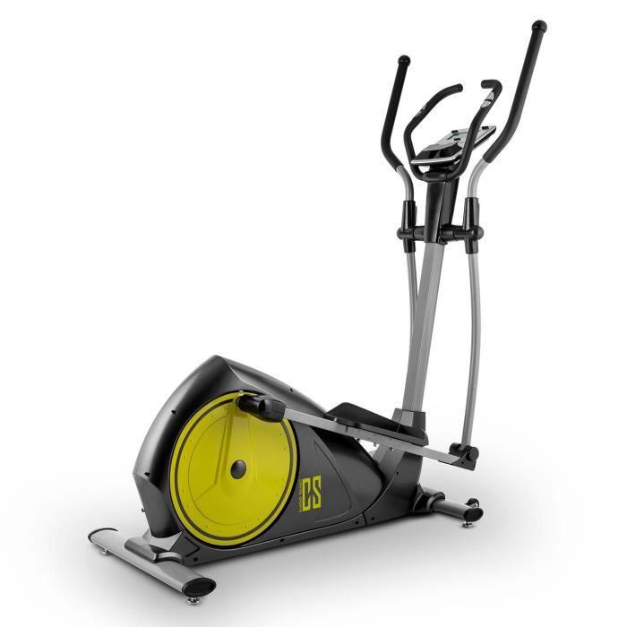 Capital Sports CROSS-1 Vélo elliptique Bluetooth