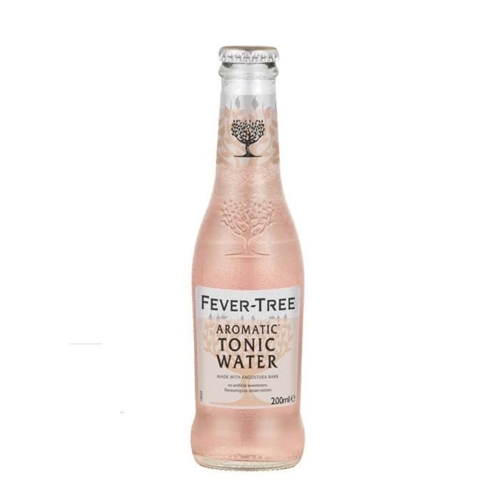 Fever Tree Aromatic Tonic Water 24x20cl