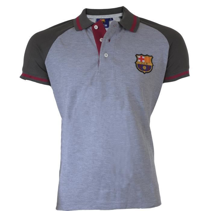 Polo BARCA - Collection officielle Fc Barcelone