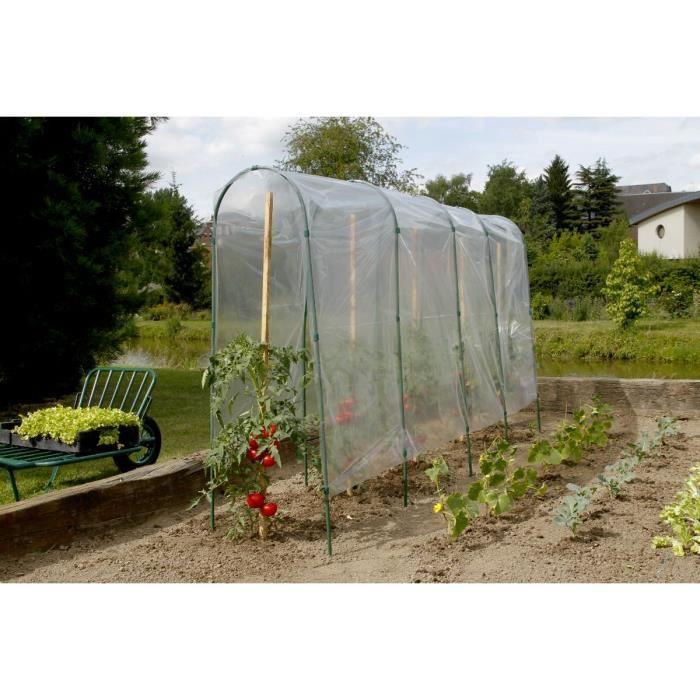 Film de forçage tunnel tomates - Tomato Film- - 5 x 3,50 m