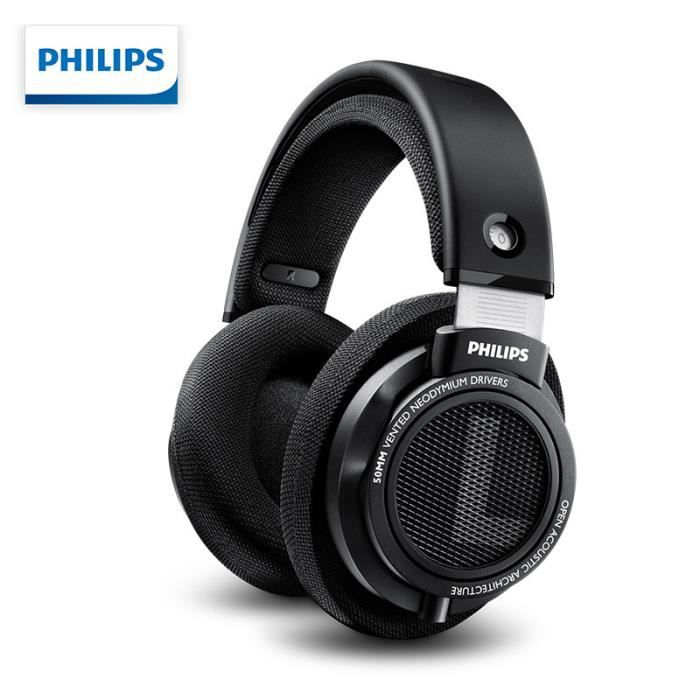 Casque filaire Philips SHP9500