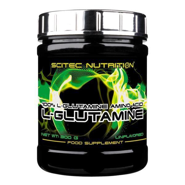 100% Pure L- Glutamine 300g Scitec Nutrition