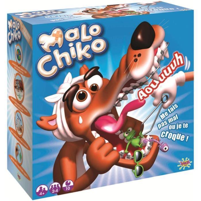 MALO CHIKO - Jeu de société enfant - A partir de 4 ans