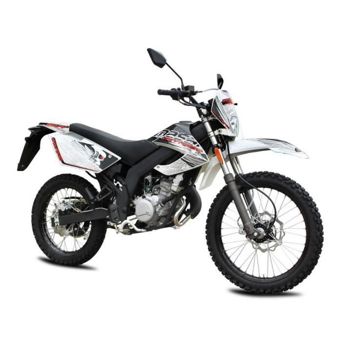 masai enduro dirty rider 50cc avec montage et mise en route achat vente moto masai. Black Bedroom Furniture Sets. Home Design Ideas