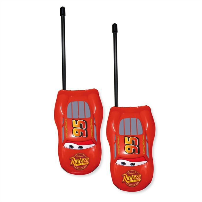 Talkies walkies cars
