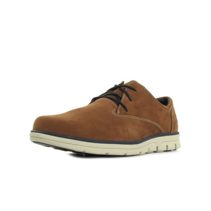 a64cef6fc Baskets Timberland Bradstreet PT Oxford Rust Copper Nubuck
