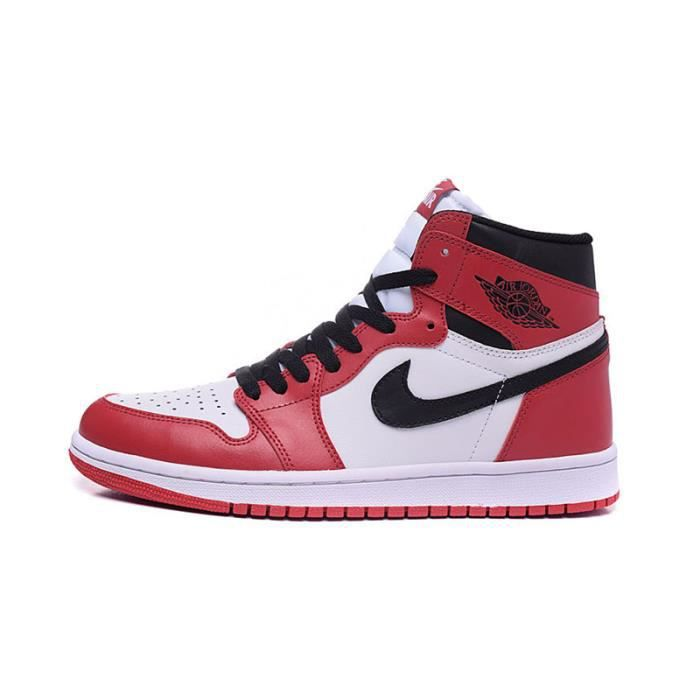 basket air jordan 1 chicago