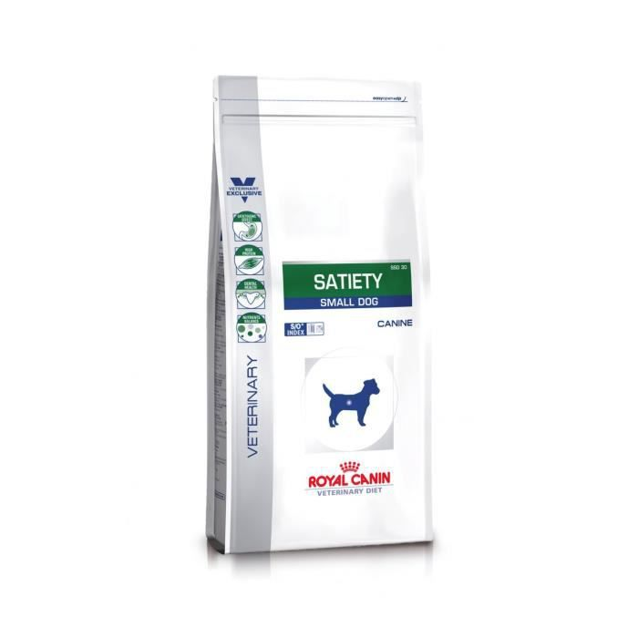 royal canin veterinary diet dog satiety support achat. Black Bedroom Furniture Sets. Home Design Ideas