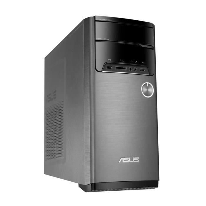 ASUS M32CD-K-FR010D - 8 Go RAM - Sans Os - Intel Core i5-7400 - NVIDIA GTX1050 - Stockage : 1To +128Go SSD