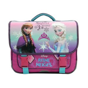 CARTABLE REINE DES NEIGES Cartable Scolaire - 1 Compartimen