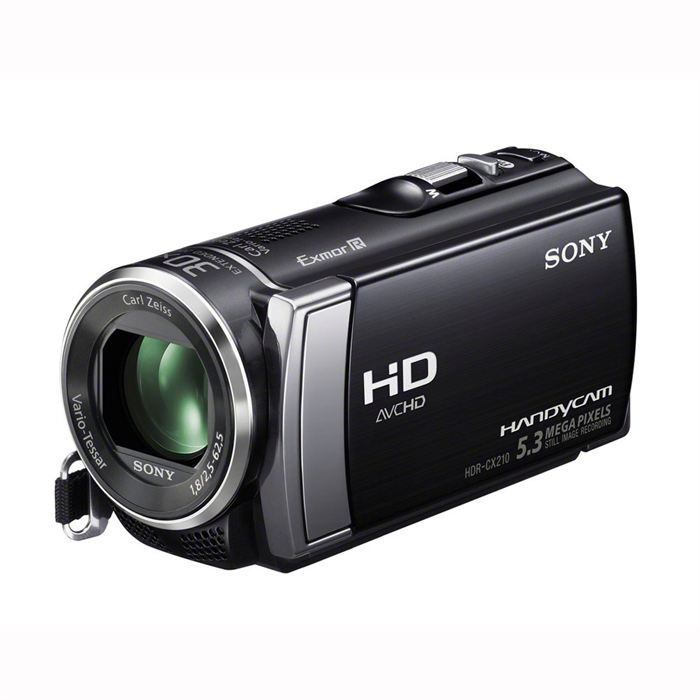 cam scope sony hdr cx210b achat vente cam scope. Black Bedroom Furniture Sets. Home Design Ideas