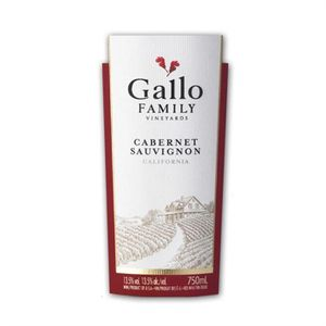 Gallo Cabernet Sauvignon Californie x6
