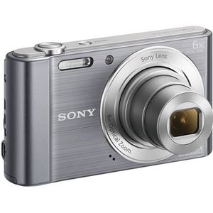 APPAREIL PHOTO COMPACT SONY DSC-W810 Compact Gris - CCD 20 MP Zoom 6x App