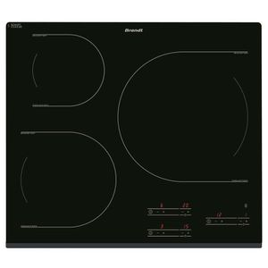 brandt ti1410v table induction achat vente plaque. Black Bedroom Furniture Sets. Home Design Ideas