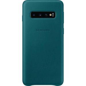 Samsung Coque Silicone S10 ultra fine - Vert - Cdiscount Téléphonie