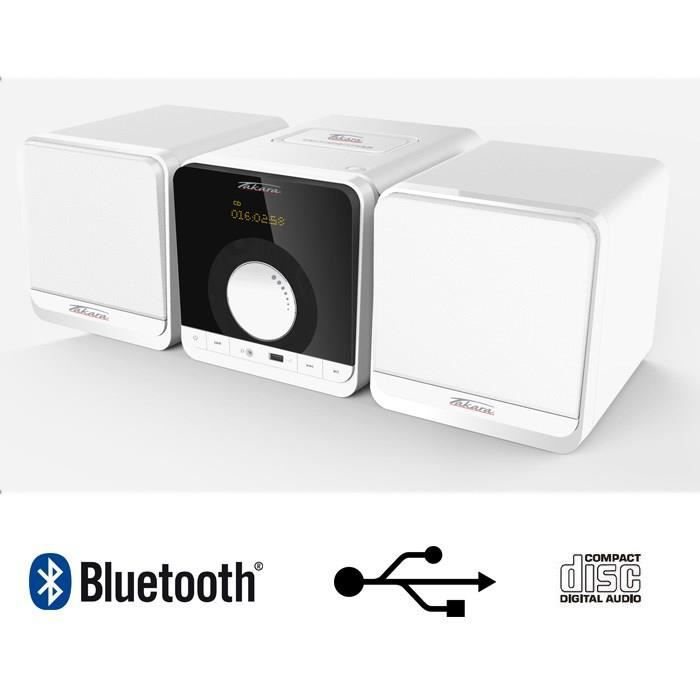 takara sl210w micro chaine hifi bluetooth cd mp3 chaine hi fi avis et prix pas cher. Black Bedroom Furniture Sets. Home Design Ideas