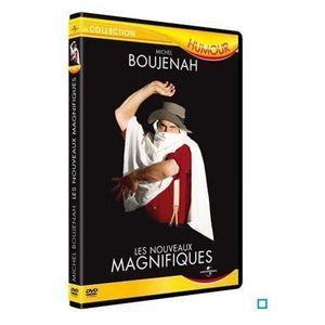 DVD SPECTACLE DVD Michel Boujenah : les nouveaux magnifiques