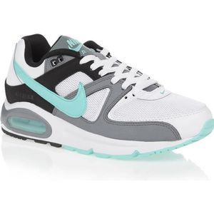 BASKET NIKE Baskets Air Max Command - Homme - Blanc, Gris
