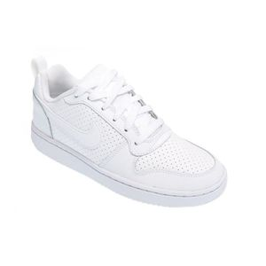 BASKET NIKE Baskets Borough Low - Femme - Blanc
