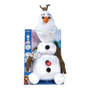 PELUCHE La Reine des neigesPeluche parlante Olaf 25 cm *AN