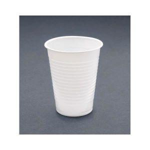 VERRE JETABLE Gobelet plastique blanc 20cl par 100