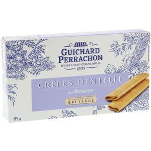BISCUITS SECS GUICHARD PERRACHON Crêpes Dentelles Nature - 85 g