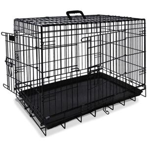 cage interieur chien achat vente cage interieur chien pas cher cdiscount. Black Bedroom Furniture Sets. Home Design Ideas