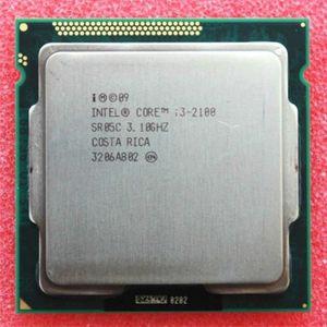 PROCESSEUR Intel Core i3 2100 Processeur 3.1 GHz 3 MB Cache D